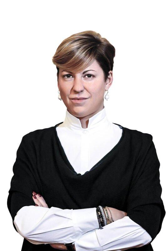 Anna Mareschi Danieli - Vice Chairwoman